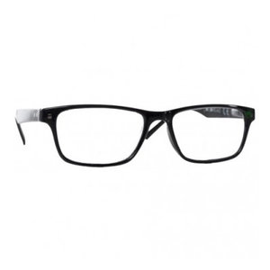 BAÑOFTAL GLASSES WOODY BLACK MATT 2.5