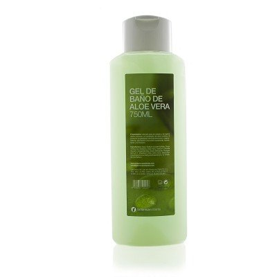 GEL DE BAÑO ALOE 750 ML BOTANICA
