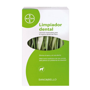 LIMPIADOR DENTAL BAYER 140 G.