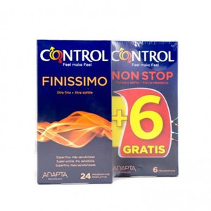 CONTROL FINISSIMO 24+6 UD NON STOP