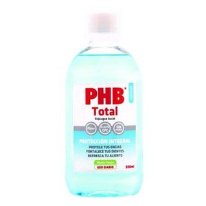 ENJUAGUE BUCAL PHB TOTAL 500 ML
