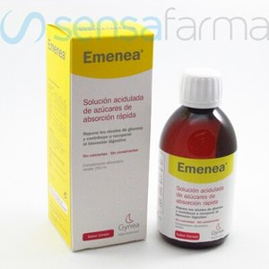 EMENEA JARABE SIMPLE CEREZA FRASCO 250ML