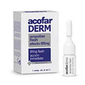 ACOFARDERM AMPOLLAS LIFTING FLASH 2ML 5U