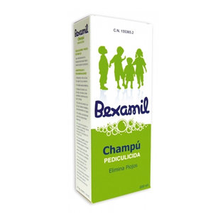 BEXAMIL CHAMPU PEDICULICIDA 200 ML