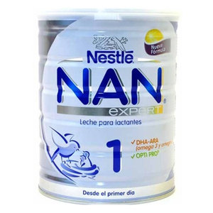 NAN OPTIPRO 1 LECHE LACTANTES 800 GR