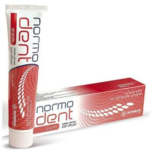 NORMODENT GINGIVITIS PASTA DENTAL 125 ML