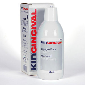 KIN GINGIVAL ENJUAGUE 500 ML