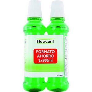 FLUOCARIL BI-FLUORE COLUTORIO 2X500ML