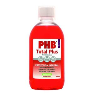 ENJUAGUE PHB TOTAL PLUS 500 ML