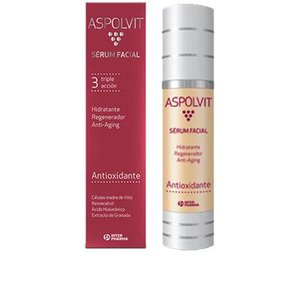 ASPOLVIT SERUM FACIAL ANTIOXIDANTE 30 ML