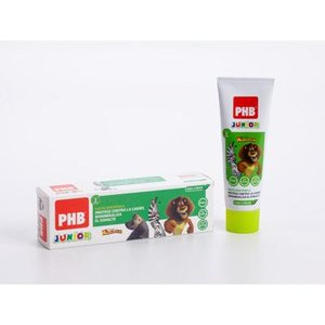 PHB JUNIOR MENTA PASTA 75 ML LADYBUG