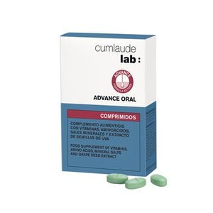 CUMLAUDE LAB ADVANCE ORAL 30 COMPRIMIDOS