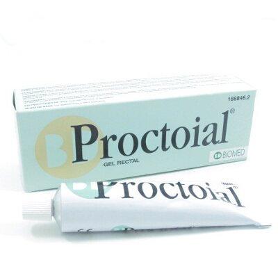 PROCTOIAL GEL HEMORROIDAL CN APLIC 30ML