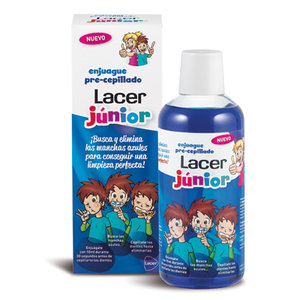 LACER ENJUAGUE PRECEPILLADO 500 ML.