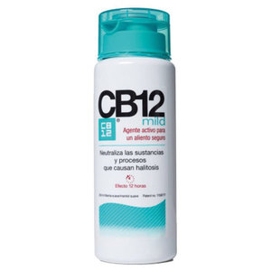 CB12 MILD ENJUAGUE BUCAL ALIENTO 250ML