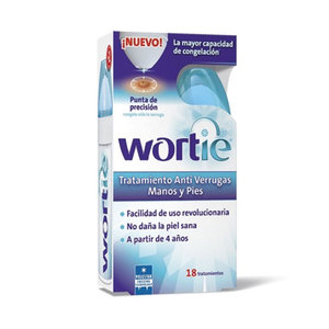 WORTIE GEL ANTIVERRUGAS 50 ML