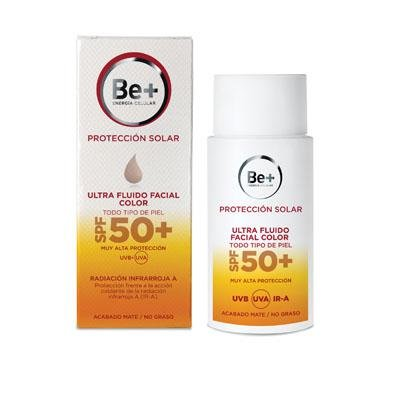 BE+ FP ULTRA F FACIAL COLOR SPF50+ 50ML