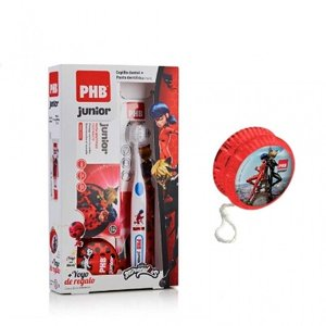 PHB JR PACK CEPILLO PLUS+PASTA FRESA+REG