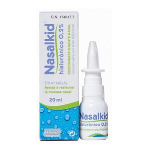 NASALKID NASAL SPRAY HYALURONIC
