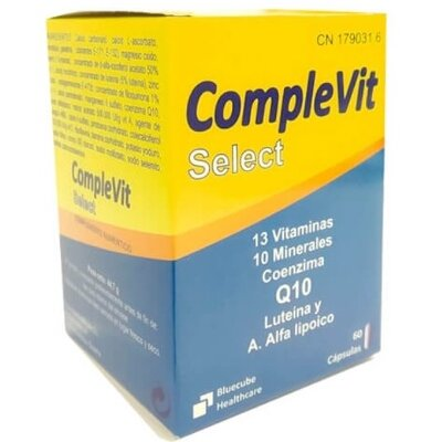 COMPLEVIT SELECT 60 CAPSULAS