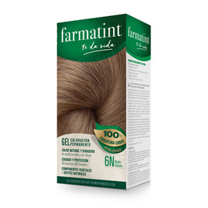FARMATINT 6N RUBIO OSCURO 130 ML.
