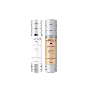PACK ASPOLVIT SERUM 50ML + CREMA 50ML