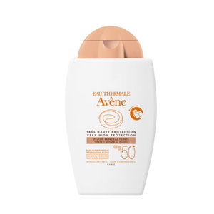 AVENE FLUIDO MINERAL FP 50+ 40 ML COLOR