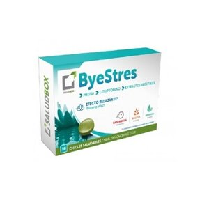 SALUDBOX BYESTRES 30 CHICLES