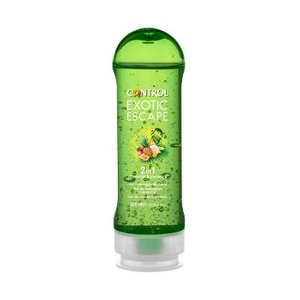 CONTROL EXOTIC MASSAGE GEL 200ML