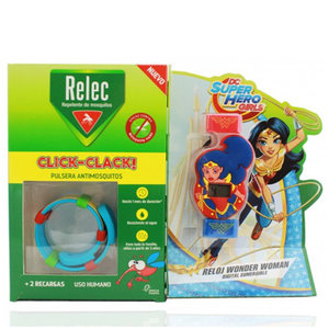 RELEC PULSERA WONDER WOMAN