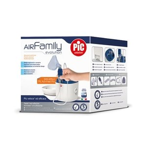 PIC AEROSOL PISTON AIR FAMILY EVOLUTION