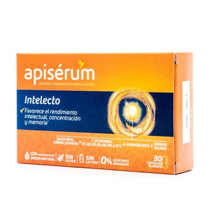 APISERUM INTELECTO 30 CAPSULAS