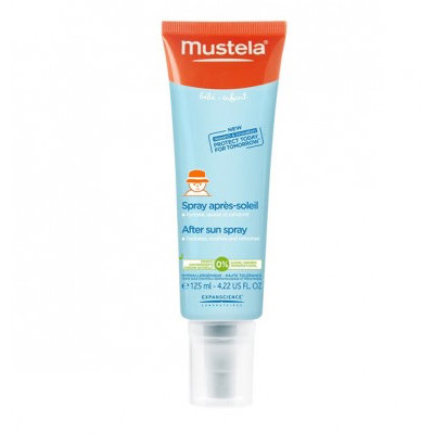 MUSTELA HIDRATANTE DESPUES SOL SPRAY 125