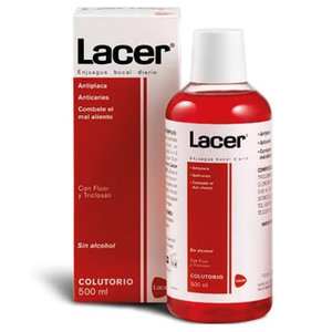 LACER COLUTORIO 500 ML. SIN ALCOHOL