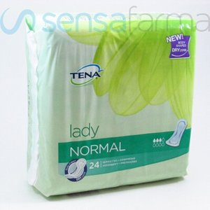 TENA LADY NORMAL 24 UND
