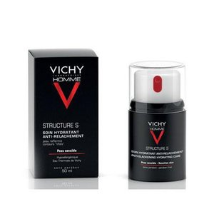 VICHY HOMME STRUCTURE S HID REAFIRM 50ML