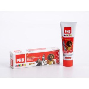 PHB JUNIOR PASTA FRESA 75 ML MADAGASCAR