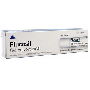 FLUCOSIL GEL VULVOVAGINAL 30 GRAMOS