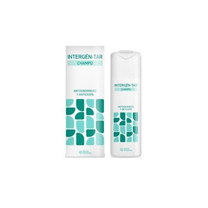 INTERGEN TAR CASPA SEBORREA 250 ML.